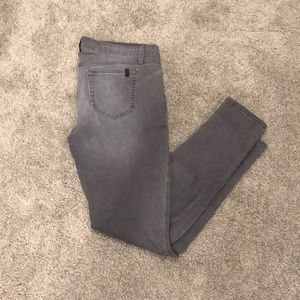 Joe's Jeans grey skinny jeans size 32